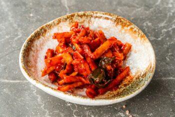 Spicy Radish