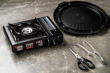 高级定制烤肉炉具(消费满228只需9.9)