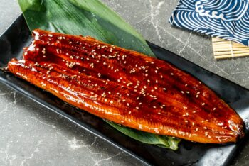 Special Grilled Eel