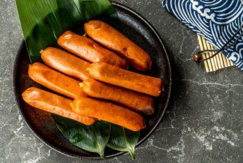 Japanese Sausage